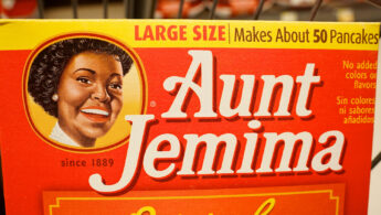Aunt Jemima package